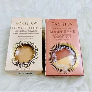 Pacifica Bundle Perfect Lotus Powder Sundreams